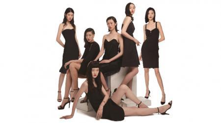 2017上海国际模特大赛part1